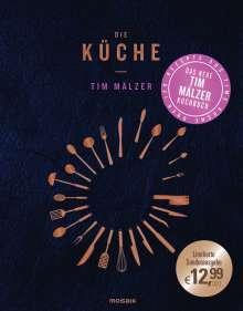 Tim Mälzer: Die Küche, Buch