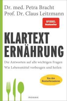 Petra Bracht: Klartext: Ernährung, Buch