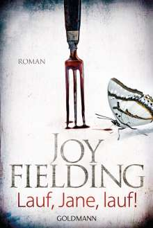 Joy Fielding: Lauf, Jane, lauf, Buch