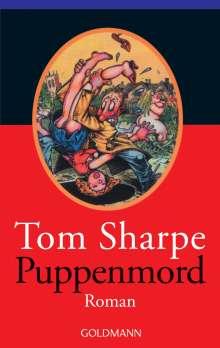 Tom Sharpe: Puppenmord, Buch