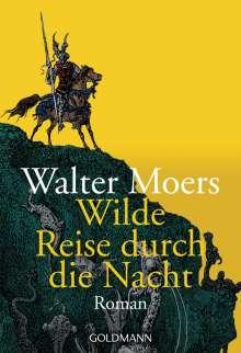 Walter Moers: Wilde Reise durch die Nacht, Buch