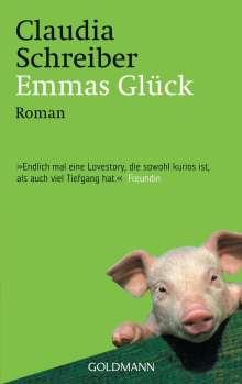 Claudia Schreiber: Emmas Glück, Buch