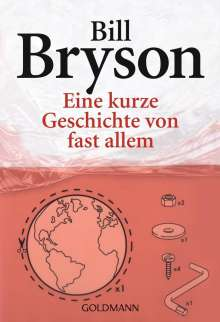 Bill Bryson: Eine kurze Geschichte von fast allem, Buch