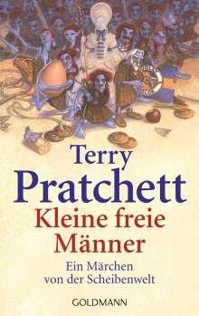 Terry Pratchett: Kleine freie Männer, Buch