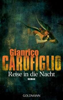 Gianrico Carofiglio: Reise in die Nacht, Buch