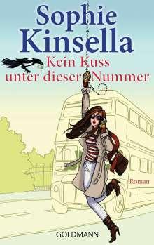 Sophie Kinsella: Kein Kuss unter dieser Nummer, Buch