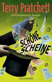 Terry Pratchett: Schöne Scheine, Buch