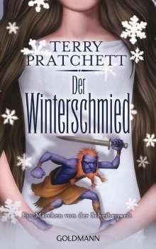 Terry Pratchett: Der Winterschmied, Buch