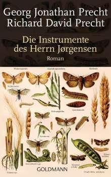 Richard David Precht: Die Instrumente des Herrn Jørgensen, Buch