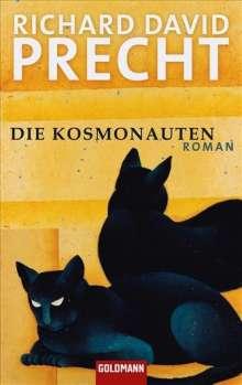 Richard David Precht: Die Kosmonauten, Buch