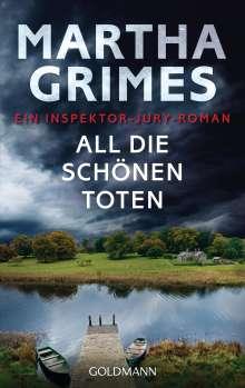 Martha Grimes: All die schönen Toten, Buch