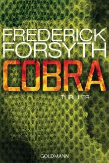 Frederick Forsyth: Cobra, Buch