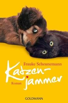 Frauke Scheunemann: Katzenjammer, Buch