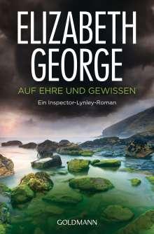 Elizabeth George: Auf Ehre und Gewissen, Buch