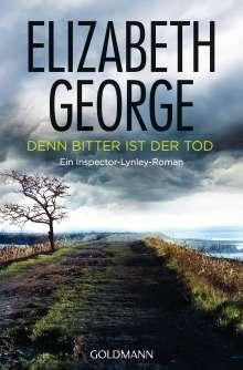Elizabeth George: Denn bitter ist der Tod, Buch