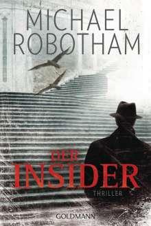 Michael Robotham: Der Insider, Buch