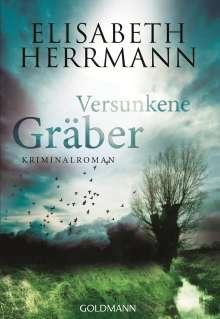 Elisabeth Herrmann: Versunkene Gräber, Buch
