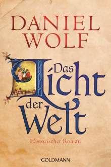 Daniel Wolf: Das Licht der Welt, Buch