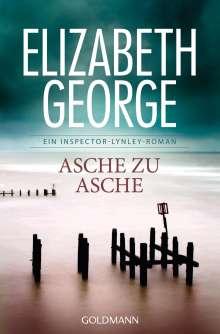 Elizabeth George: Asche zu Asche, Buch