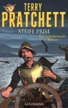 Terry Pratchett: Steife Prise, Buch