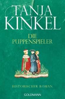 Tanja Kinkel: Die Puppenspieler, Buch