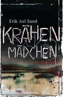 Erik A. Sund: Krähenmädchen, Buch