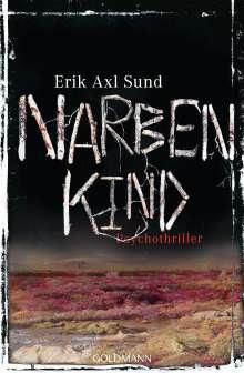 Erik A. Sund: Narbenkind, Buch