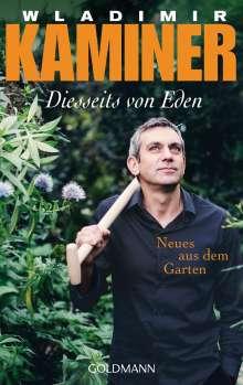 Wladimir Kaminer: Diesseits von Eden, Buch