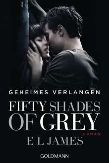 E L James: Fifty Shades of Grey  - Geheimes Verlangen, Buch