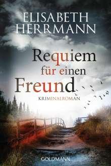 Elisabeth Herrmann: Requiem für einen Freund, Buch