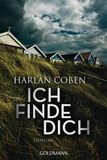 Harlan Coben: Ich finde dich, Buch