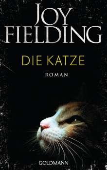 Joy Fielding: Die Katze, Buch