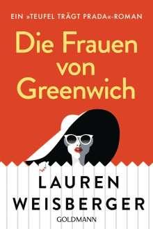 Lauren Weisberger: Die Frauen von Greenwich, Buch