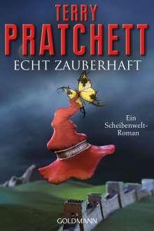 Terry Pratchett: Echt zauberhaft, Buch