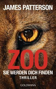 James Patterson: Zoo, Buch