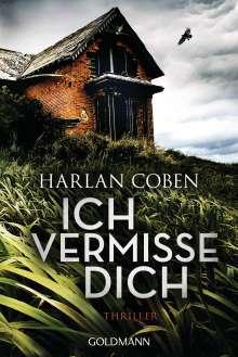 Harlan Coben: Ich vermisse dich, Buch