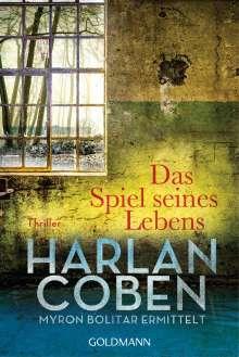 Harlan Coben: Das Spiel seines Lebens - Myron Bolitar ermittelt, Buch