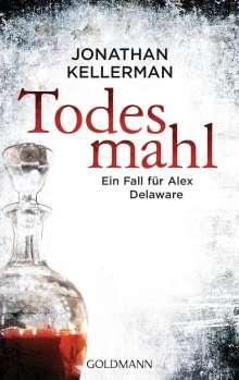 Jonathan Kellerman: Todesmahl, Buch