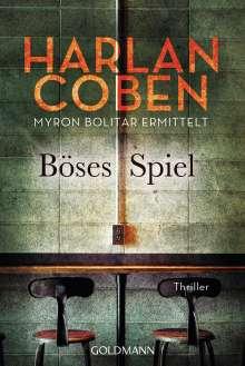 Harlan Coben: Böses Spiel - Myron Bolitar ermittelt 6, Buch