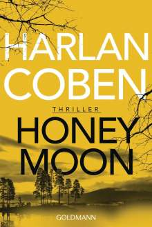 Harlan Coben: Honeymoon, Buch