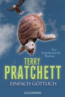 Terry Pratchett: Einfach göttlich, Buch