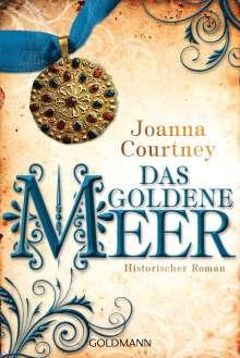 Joanna Courtney: Das goldene Meer, Buch