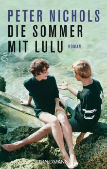 Peter Nichols: Die Sommer mit Lulu, Buch
