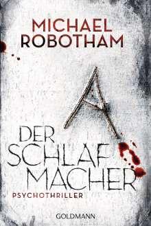Michael Robotham: Der Schlafmacher, Buch