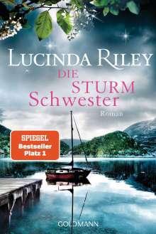 Lucinda Riley: Die Sturmschwester, Buch