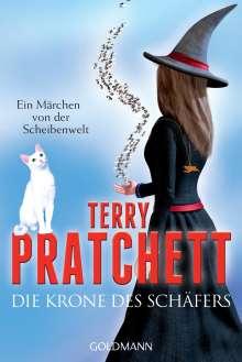 Terry Pratchett: Die Krone des Schäfers, Buch