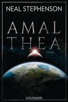 Neal Stephenson: Amalthea, Buch
