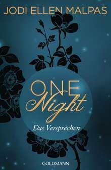 Jodi Ellen Malpas: One Night - Das Versprechen, Buch