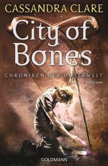 Cassandra Clare: City of Bones, Buch