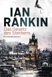Ian Rankin: Das Gesetz des Sterbens, Buch
